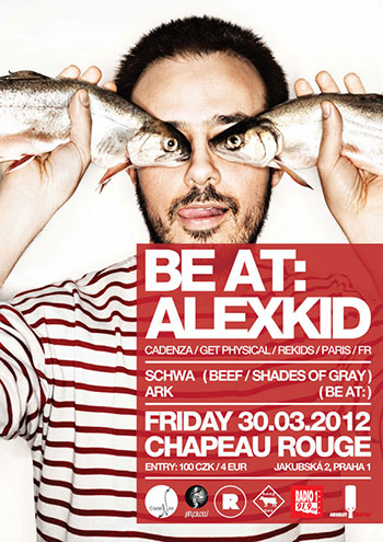 BE AT: Alex Kid