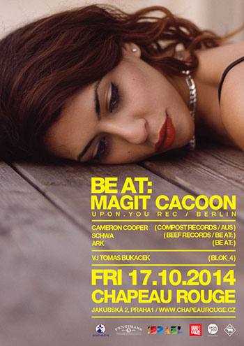 BE AT: Magit Cacoon